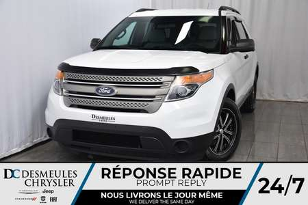 2013 Ford Explorer Base * Hitch pour Remorque * 7 Passagers for Sale  - DC-A1006  - Blainville Chrysler
