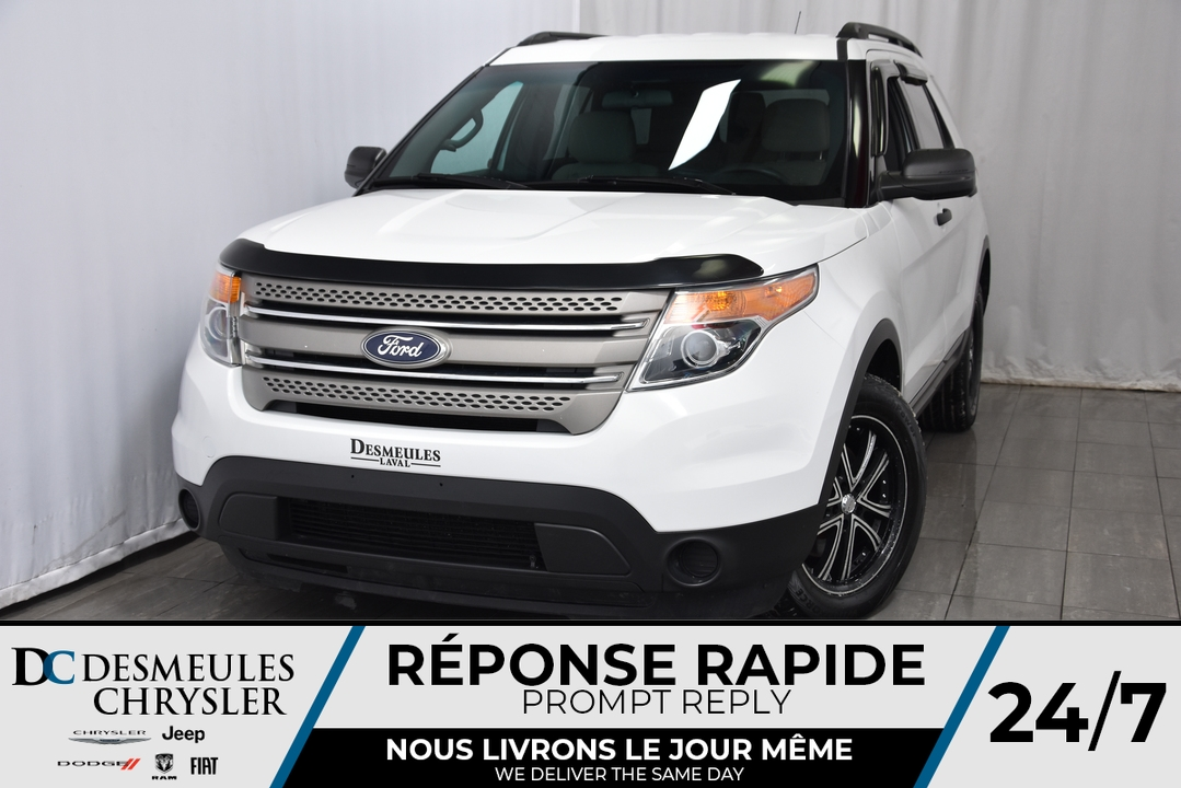 2013 Ford Explorer  - Desmeules Chrysler