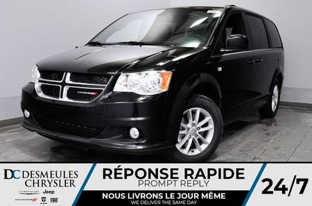 2019 Dodge Grand Caravan SXT 35th Anniversary Edition + BLUETOOTH *82$/SEM for Sale  - DC-91255  - Desmeules Chrysler