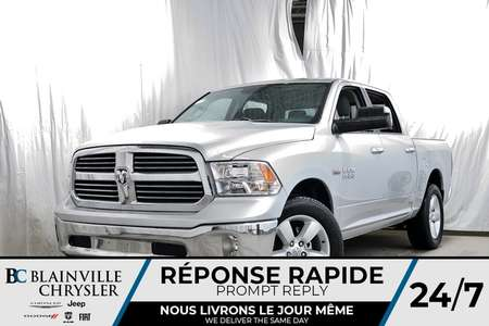 2017 Ram 1500 Crew Cab for Sale  - BC-70475  - Desmeules Chrysler