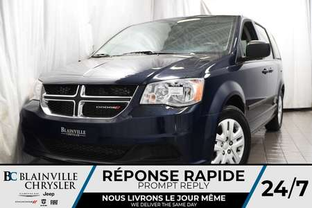 2015 Dodge Grand Caravan SE + V6 3.6L + 1 PROPRIO + JAMAIS ACCIDENTÉ for Sale  - BC-70737A  - Blainville Chrysler