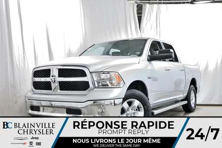 2017 Ram 1500 Crew Cab for Sale  - BC-70509  - Blainville Chrysler