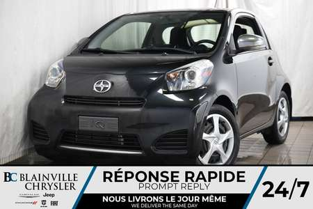 2014 Scion iQ 1.3L 4 Cyl SUPER ÉCONOMIQUE+RADIO PIONEER+ for Sale  - BC-P1170  - Desmeules Chrysler