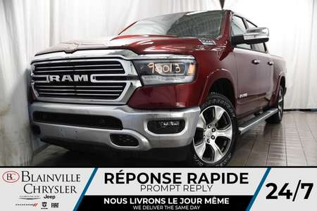 2019 Ram 1500 Laramie Crew Cab for Sale  - 90013  - Desmeules Chrysler