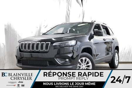 2019 Jeep Cherokee North for Sale  - BC-90011  - Desmeules Chrysler