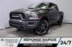 2019 Ram 1500 Warlock + BANCS CHAUFF + UCONNECT *115$/SEM  - DC-91294  - Desmeules Chrysler