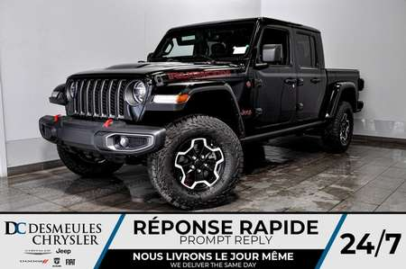 2020 Jeep Gladiator Rubicon + A/C MULTI + BLUETOOTH for Sale  - DC-20041  - Desmeules Chrysler