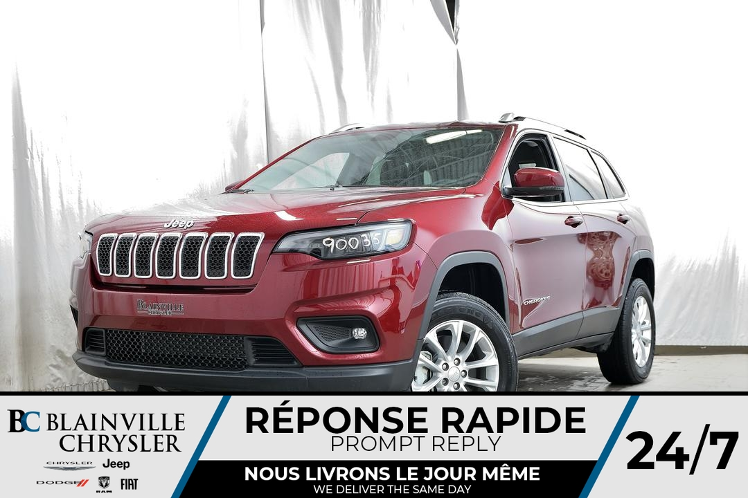 2019 Jeep Cherokee  - Desmeules Chrysler