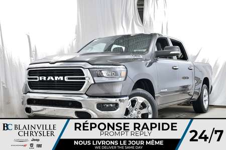 2019 Ram 1500 Big Horn Crew Cab for Sale  - 90040  - Desmeules Chrysler