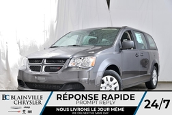 2019 Dodge Grand Caravan Canada Value Package  - BC-90078  - Desmeules Chrysler