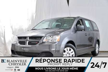 2019 Dodge Grand Caravan Canada Value Package for Sale  - 90078  - Desmeules Chrysler