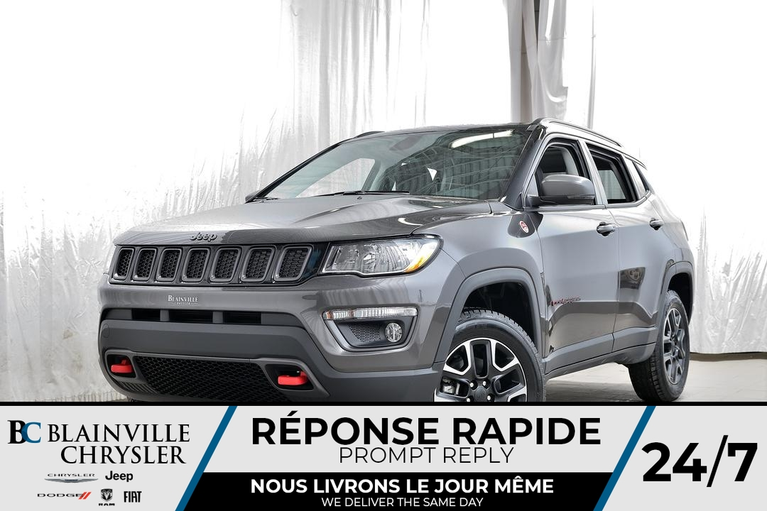 2019 Jeep Compass  - Blainville Chrysler