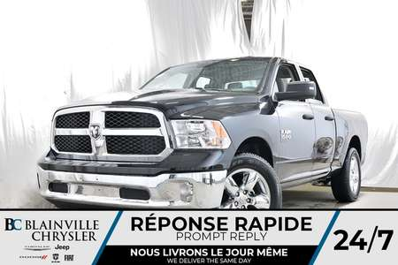 2019 Ram 1500 Classic SXT Plus Quad Cab for Sale  - 90134  - Desmeules Chrysler
