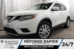 2015 Nissan Rogue 62$SEM+AWD+S+SV+BAS MILLAGE+67212KM+  - BC-P1122  - Desmeules Chrysler