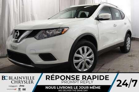 2015 Nissan Rogue 62$SEM+AWD+S+SV+BAS MILLAGE+67212KM+ for Sale  - BC-P1122  - Desmeules Chrysler