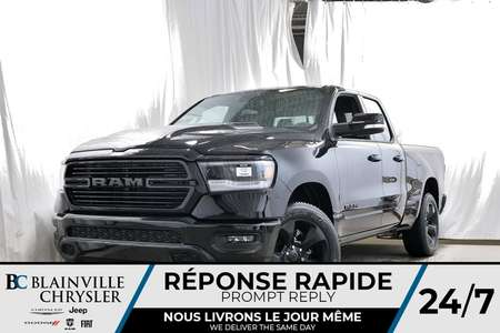 2019 Ram 1500 Sport Quad Cab for Sale  - 90159  - Desmeules Chrysler
