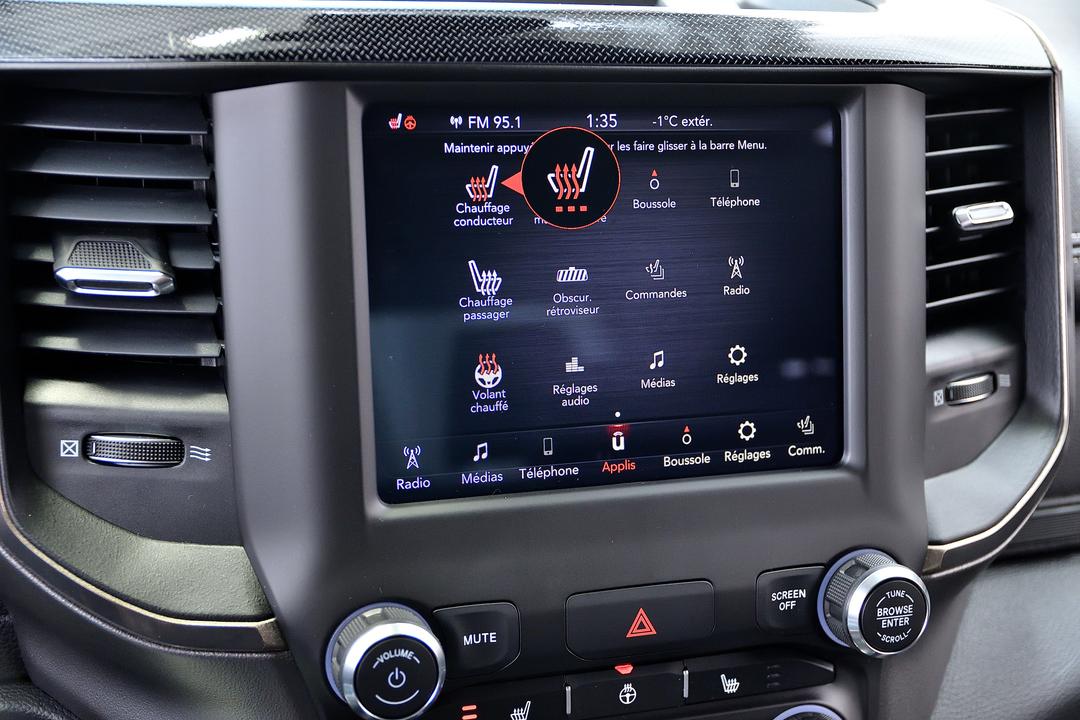 2019 Ram 1500  - Desmeules Chrysler