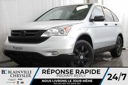 2011 Honda CR-V LX + CLIM + RADIO AM/FM + CRUISE + BAS KILOMÈTRES  - BC-P1234  - Desmeules Chrysler