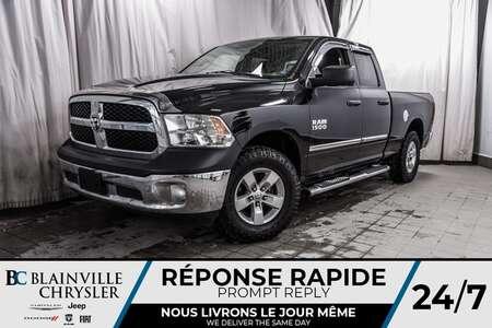 2014 Ram 1500 TRADESMAN * BOITE DE 6.4'' * QUAD CAB * CRUISE * for Sale  - BC-80214A  - Blainville Chrysler