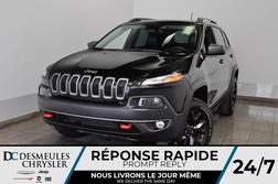 2017 Jeep Cherokee *Cam de recul *A/C *Toit pano *97$/semaine  - DC-B1417  - Desmeules Chrysler