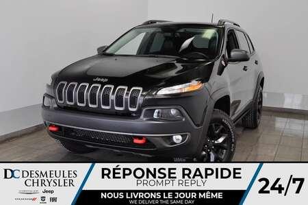 2017 Jeep Cherokee *Cam de recul *A/C *Toit pano *97$/semaine for Sale  - DC-B1417  - Blainville Chrysler