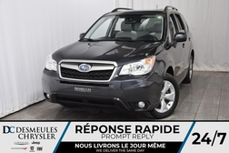 2015 Subaru Forester 2.5i * Cam Rec * Toit Ouvr Pano * Bancs Chauff  - DC-A1159  - Desmeules Chrysler