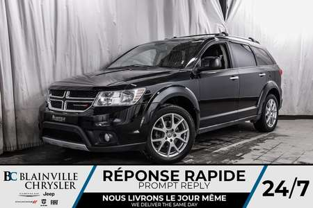 2015 Dodge Journey R/T * AWD * MAGS * CUIR * BANCS CHAUFFS for Sale  - BC-90419A  - Desmeules Chrysler