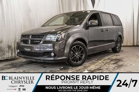 2018 Dodge Grand Caravan GT for Sale  - P1509  - Desmeules Chrysler