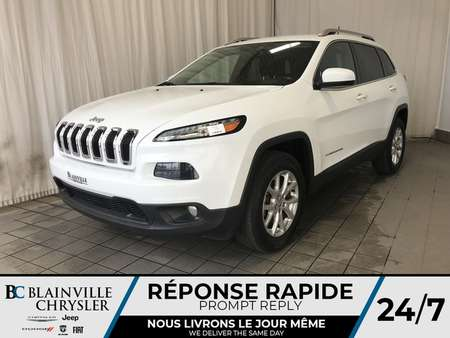 2016 Jeep Cherokee North + 4X4 + NAV + HITCH + ALPINE SPEAKER + for Sale  - BC-90285A  - Desmeules Chrysler