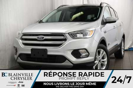 2018 Ford Escape SEL+AWD+TOIT OUVRANT PANORAMIQUE+BLUETOOTH for Sale  - BC-P1167  - Desmeules Chrysler