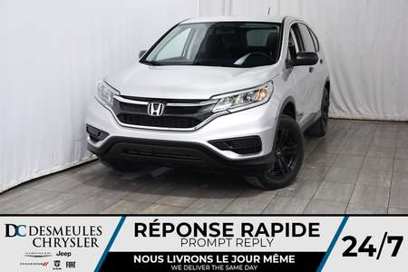 2016 Honda CR-V LX * Cam Rec * Sièges Chauff * Mode Econ * AWD for Sale  - DC-M1166  - Desmeules Chrysler