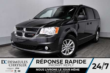2019 Dodge Grand Caravan SXT Premium Plus + BLUETOOTH + DVD *89$/SEM for Sale  - DC-91042  - Desmeules Chrysler