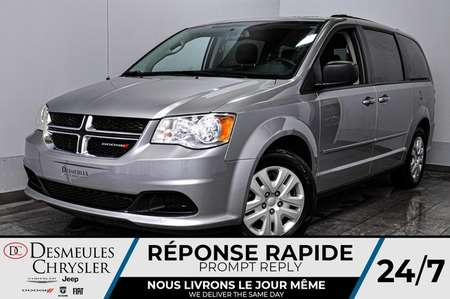 2017 Dodge Grand Caravan SE LIQUIDATION 2017 for Sale  - DC-71371  - Desmeules Chrysler