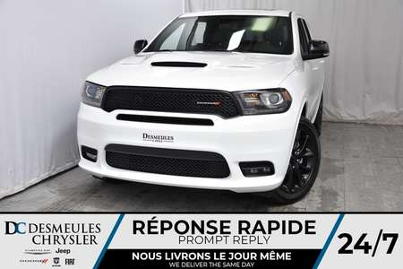 2018 Dodge Durango GT AWD for Sale  - 81182  - Blainville Chrysler