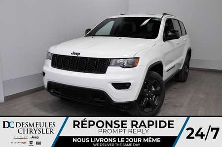 2019 Jeep Grand Cherokee Upland Edition for Sale  - DC-90967  - Desmeules Chrysler