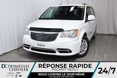 2016 Chrysler Town & Country Touring *CAM REC* 2 ECRANS DIVERT* SIÈGE CHAUFF* for Sale  - DC-B1142A  - Blainville Chrysler
