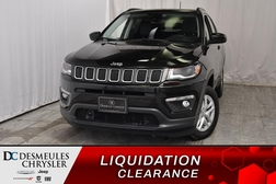 2018 Jeep Compass North + UCONNECT + BANCS CHAUFF 112$/sem  - DC-81223  - Blainville Chrysler