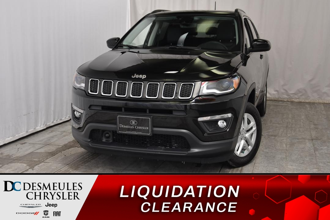 2018 Jeep Compass  - Desmeules Chrysler