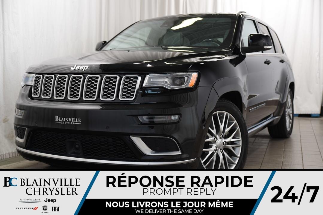 2018 Jeep Grand Cherokee  - Desmeules Chrysler