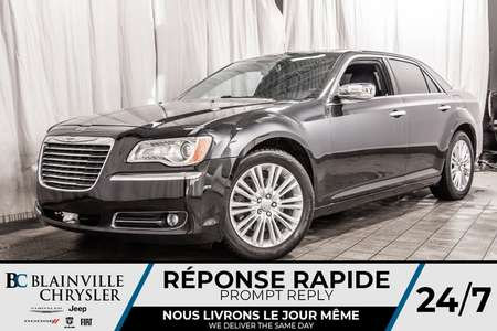 2014 Chrysler 300 300C * MAGS * V8 5.7L * AWD * CUIR * BLUETOOTH for Sale  - BC-90364A  - Desmeules Chrysler