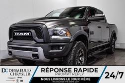 2016 Ram 1500 Rebel + BANCS CHAUFF + CAM RECUL  - DC-20008A  - Desmeules Chrysler