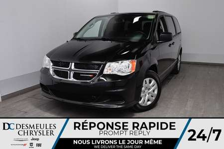 2019 Dodge Grand Caravan SE Plus + CAM DE RECUL + A/C MULTI-ZONE for Sale  - DC-91006  - Desmeules Chrysler