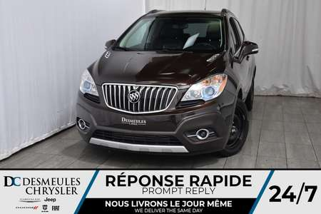 2015 Buick Encore Caméra de Recul * 1.4L * Automatique for Sale  - DC-81289C  - Desmeules Chrysler