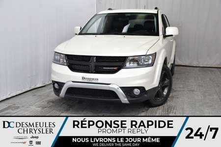 2018 Dodge Journey Crossroad AWD for Sale  - DC-81239  - Desmeules Chrysler