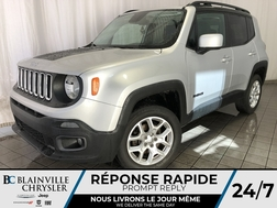 2015 Jeep Renegade LATITUDE * 4X4 * MAGS * BLUETOOTH  - BC-P1088A  - Desmeules Chrysler
