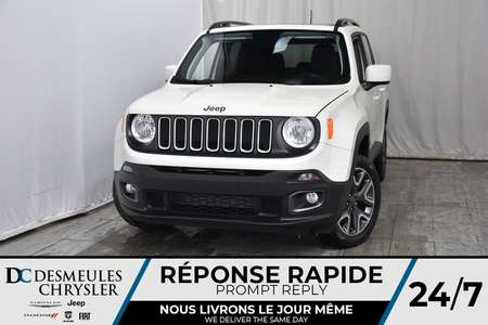 2018 Jeep Renegade North for Sale  - DC-81256  - Desmeules Chrysler