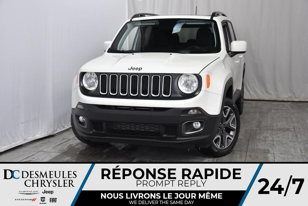 2018 Jeep Renegade  - Blainville Chrysler