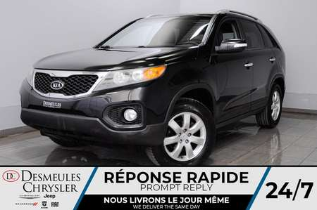 2011 Kia Sorento Base + a/c + bancs chauff for Sale  - DC-D1646  - Desmeules Chrysler