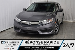 2017 Honda Civic Sedan EX * Toit Ouvr. * Cam. Rec. * Bancs Chauff. *  - DC-A1047  - Desmeules Chrysler