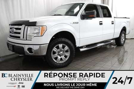 2009 Ford F-150 XLT w/Midbox Prep 4WD for Sale  - BC-P1337  - Blainville Chrysler